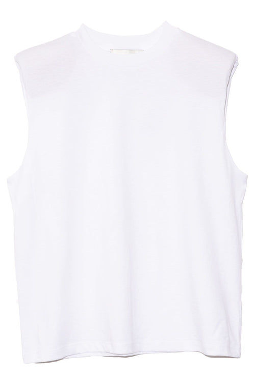 Devon Top in White