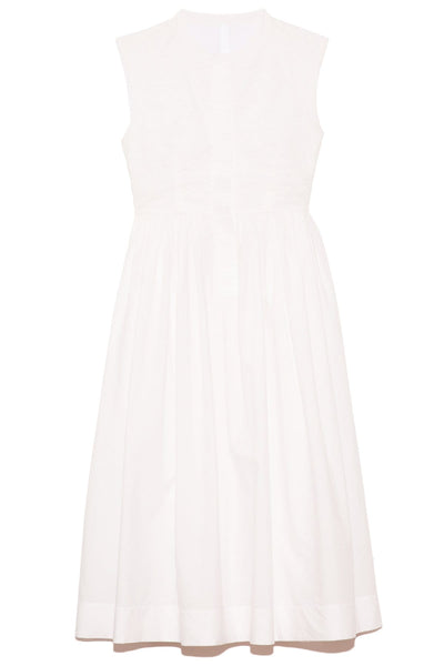 Maya Dress in White