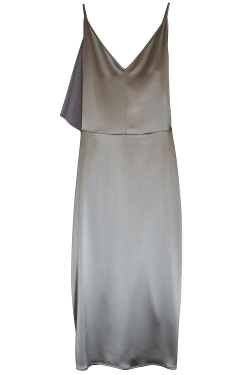 Amber Dress in Grey