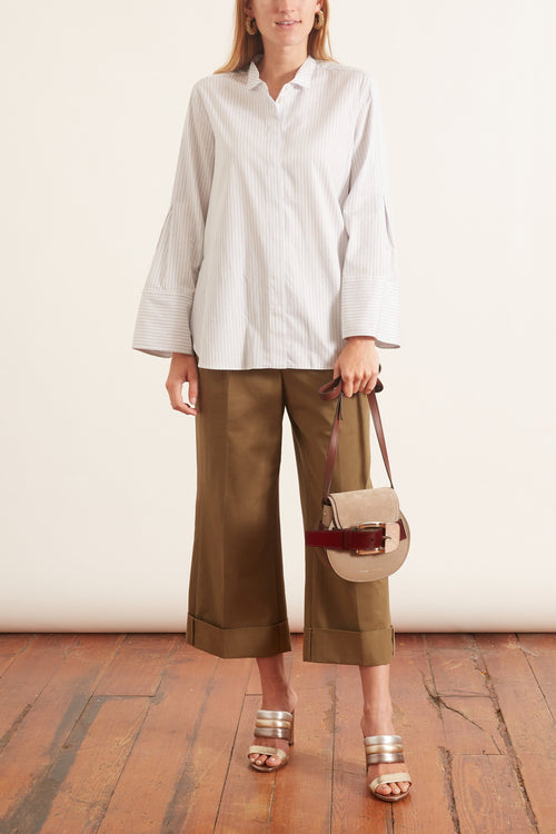 Adventurous Movement Pants in Pure Olive