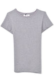 Casual Softness Shirt in Grey Melange