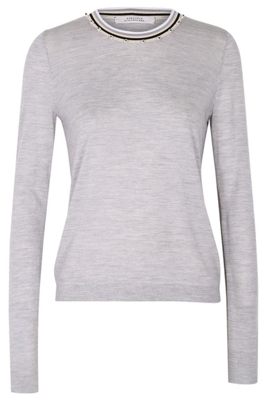 Couture To Go Pullover in Storm Grey