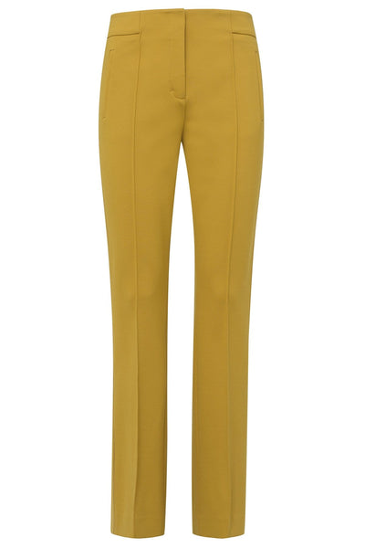 Emotional Essence Pants in Golden Yellow