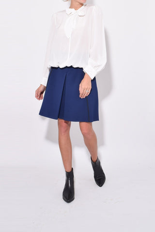 Emotional Essence Skirt in Blue Sensation