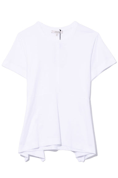 Havana Blues Shirt in Pure White