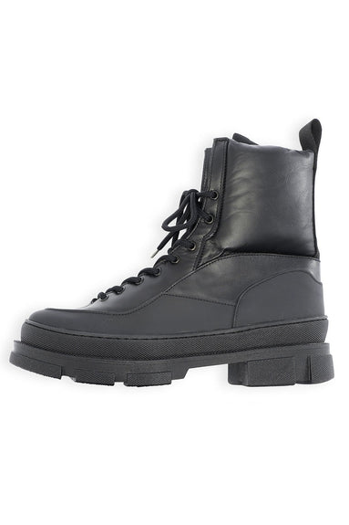 Hiking Mix Boot in Black