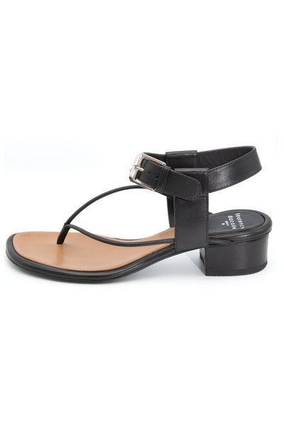 The Bosphore Urban Beach Sandal in Black