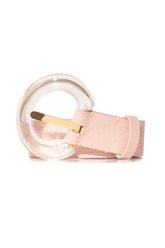 Sofia Belt in Blush