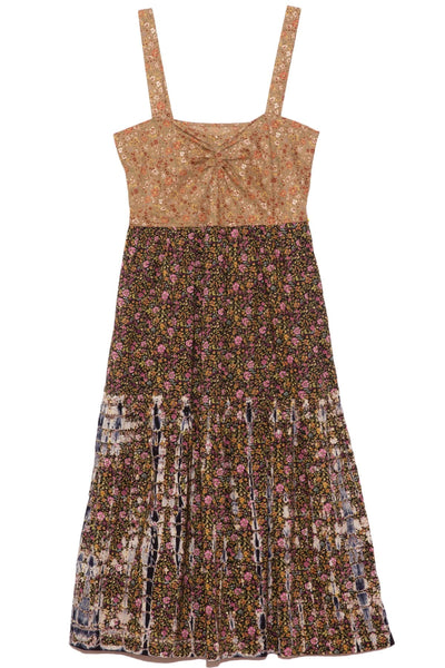 Daisy Dress in Multi