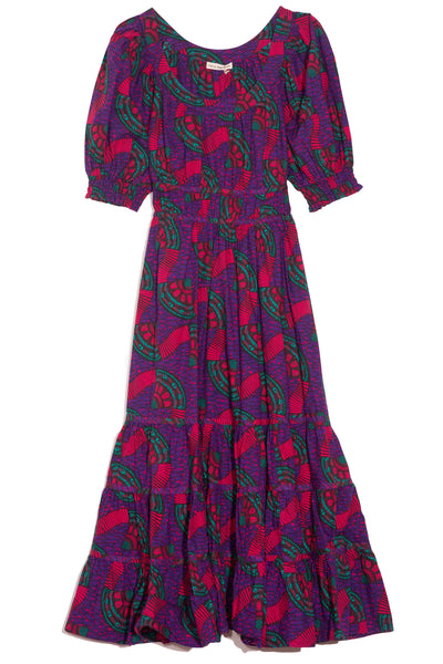 Juniper Dress in Violet