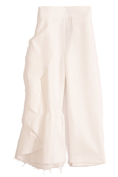 Revel Pant in White