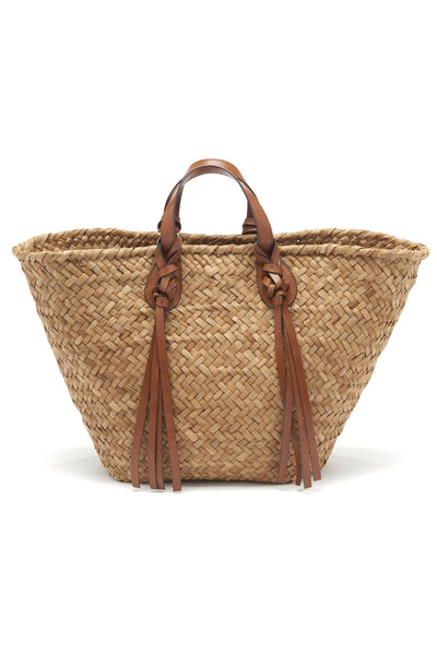 Surfside Day Basket in Natural