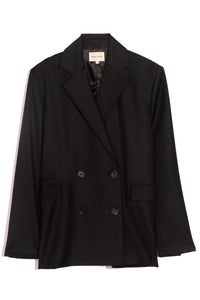 Tatakoto Blazer in Black