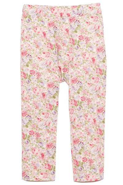 Workwear Drop Pants in Pink