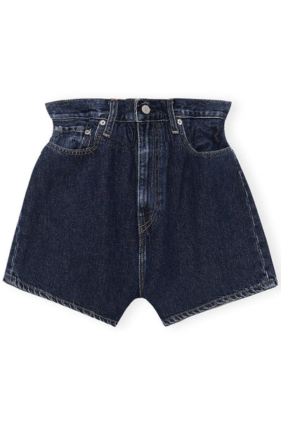 Levi's Denim Short in Dark Indigo