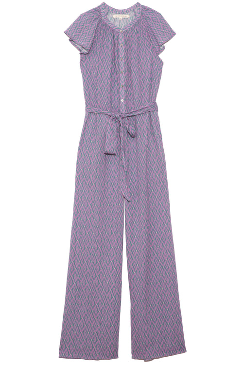Cassi Jumpsuit in Bloomfield