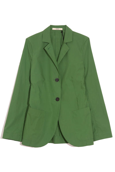 Classic Blazer in Palm Green