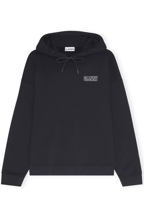 Software Isoli Hoodie in Black