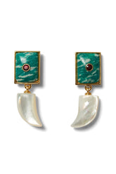 Deep Dive Earrings