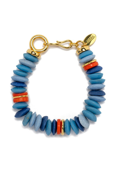 Candy Bracelet in Denim