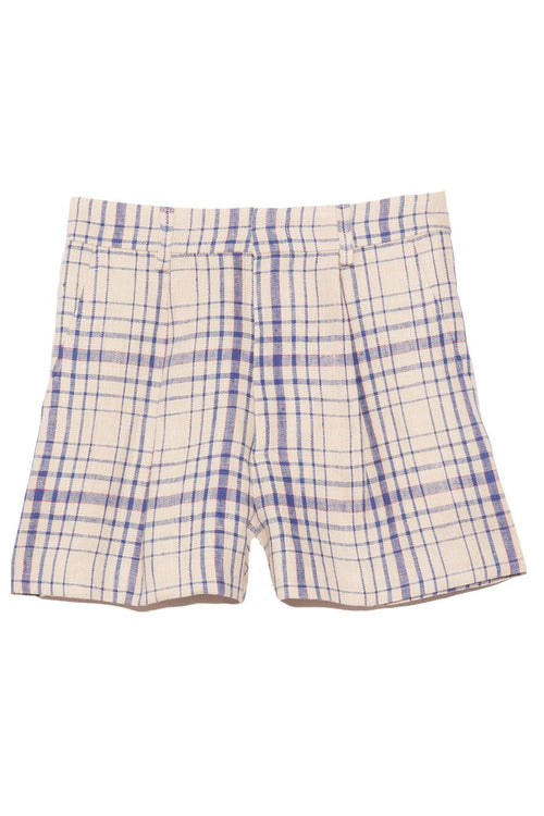 Ilabot Short in Blue