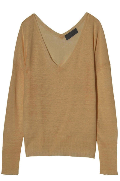 Nina Sweater in Jute