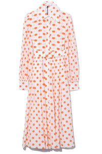 Anatola Dress in Polka Dot