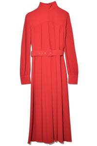 Emiliano Dress in Red