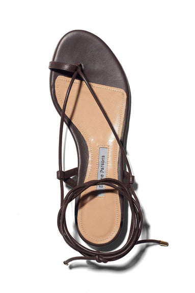 Ava Sandal in Brown