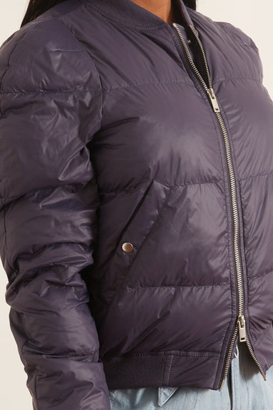 Cody Puff Jacket in Midnight