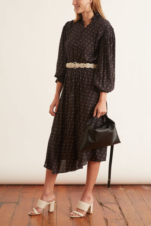 Cescott Dress in Black