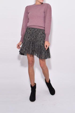 Laraya Skirt in Black