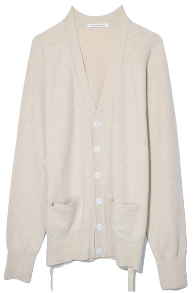 Cardigan Sweater in Latte