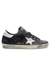 Superstar Sneaker in Black/White