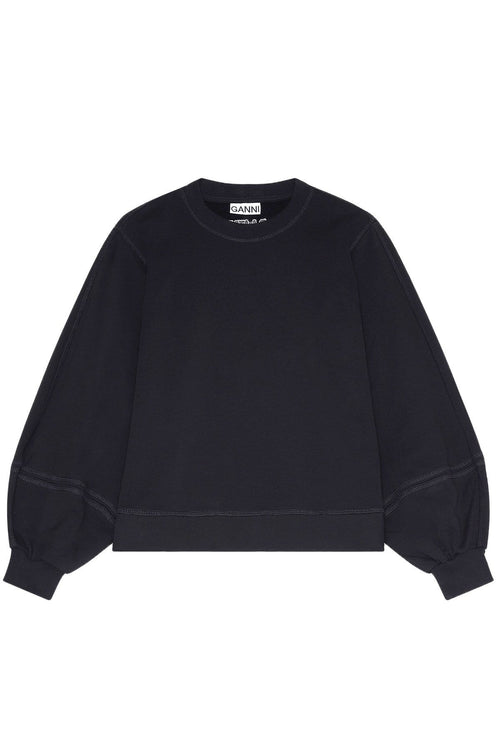 Software Isoli Crewneck Sweatshirt in Black