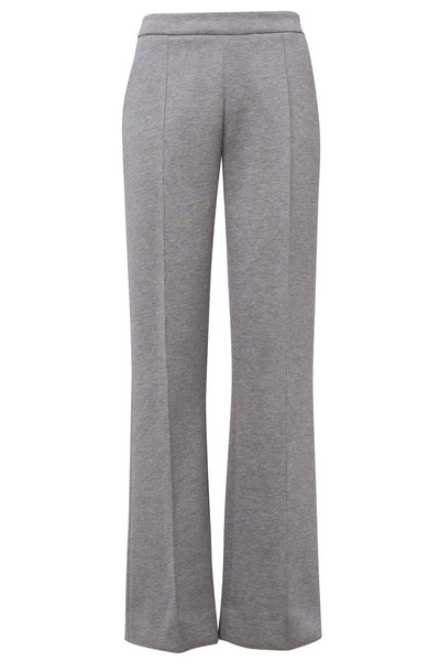 Minimalistic Charm Pants in Dark Grey Melange