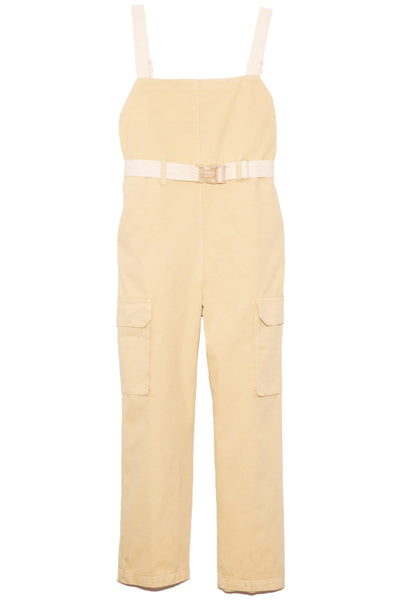 Venerate Jumpsuit in Butter