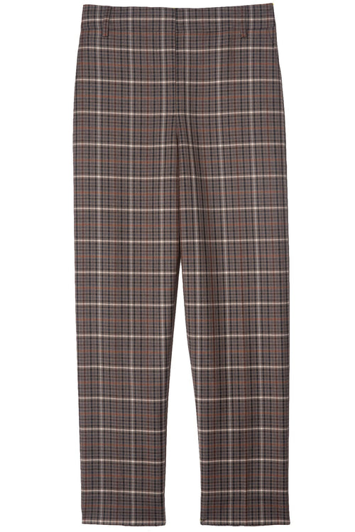 Gabe Menswear Suiting Taylor Pant in Grey Multi