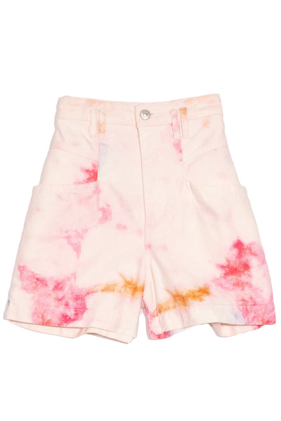 Esquia Shorts in Pink