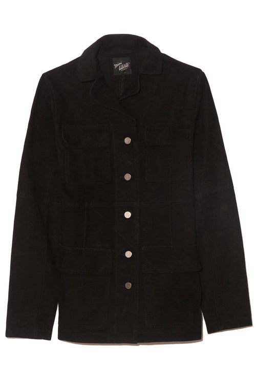 Moganbo Jacket in Black