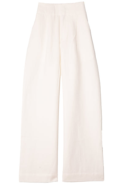 Encanta Trouser in Cream