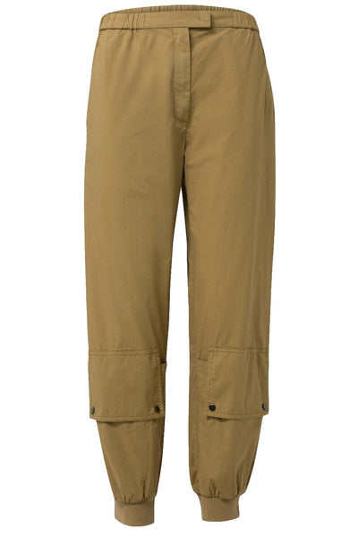 Casual Coolness Pants in Bronze Beige