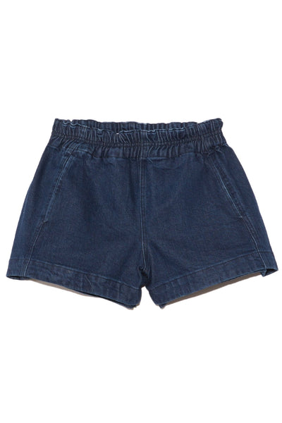 Denys Runner Short in Enzyme Wash