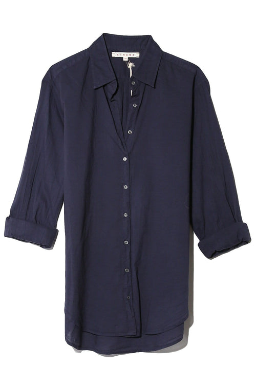 Beau Shirt in True Navy