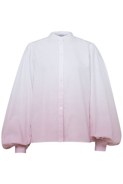 Rising Freshness Blouse in Rising Rose