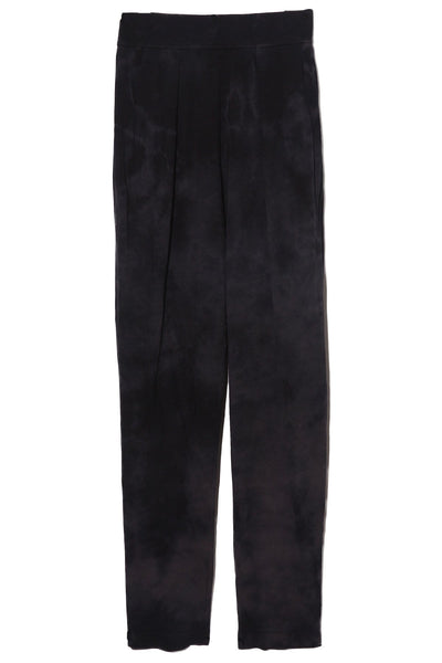 Easy Pant in Black Tie Dye