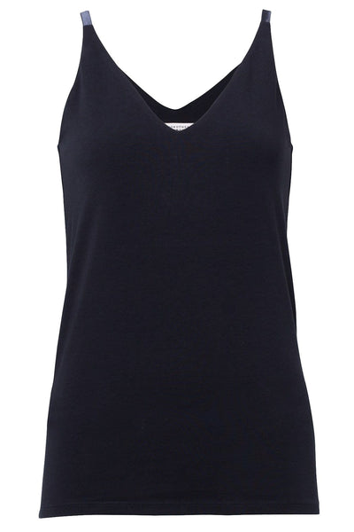 All Time Favorites Top in Dark Navy