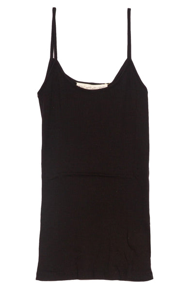 Life Saver Tank in Pure Black