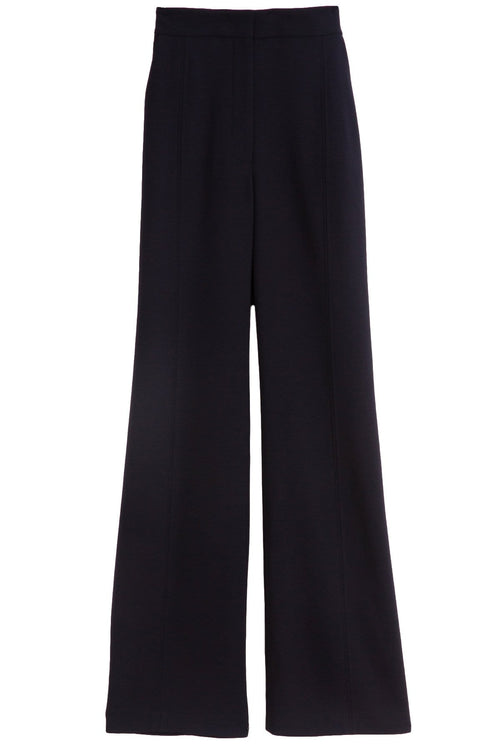 Seam Detail Maggie Pant in Navy