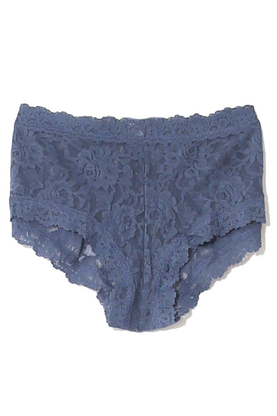 Boyshort in Night Blue